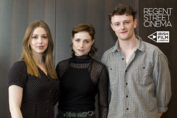 St Patricks Film Festival London 2019 Seana Kerslake Niamh Algar Chris Walley