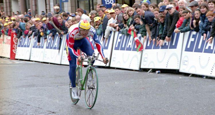 Tour de France in Ireland 1998 - The Racer