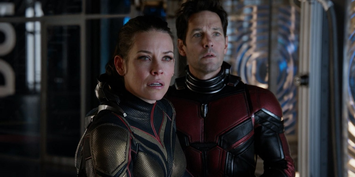 Ant-Man and the Wasp Scannain Review