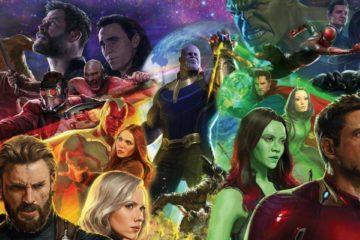 Avengers: Infinity War Scannain Review