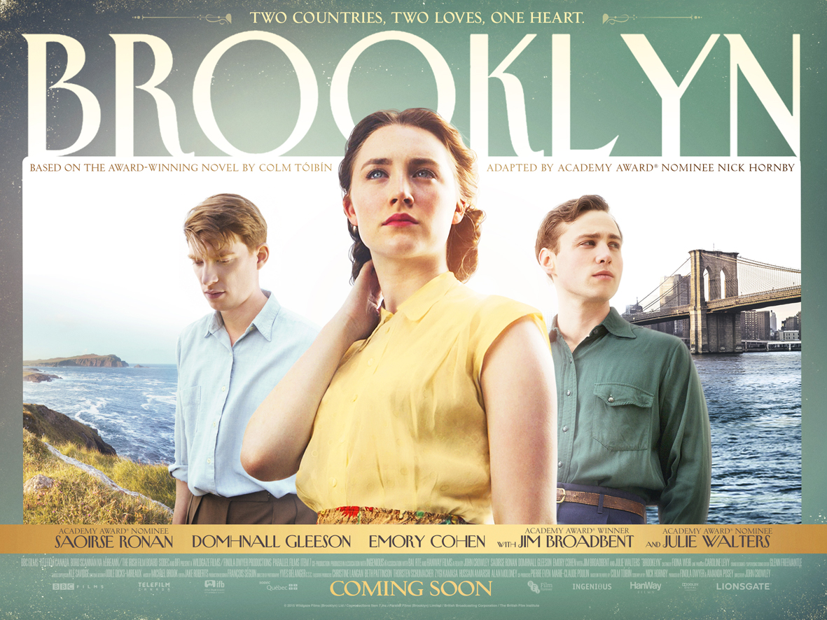 Brooklyn - UK Quad Poster