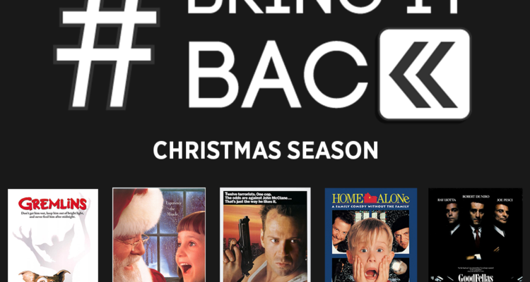 #BringItBack Christmas Season Announcement