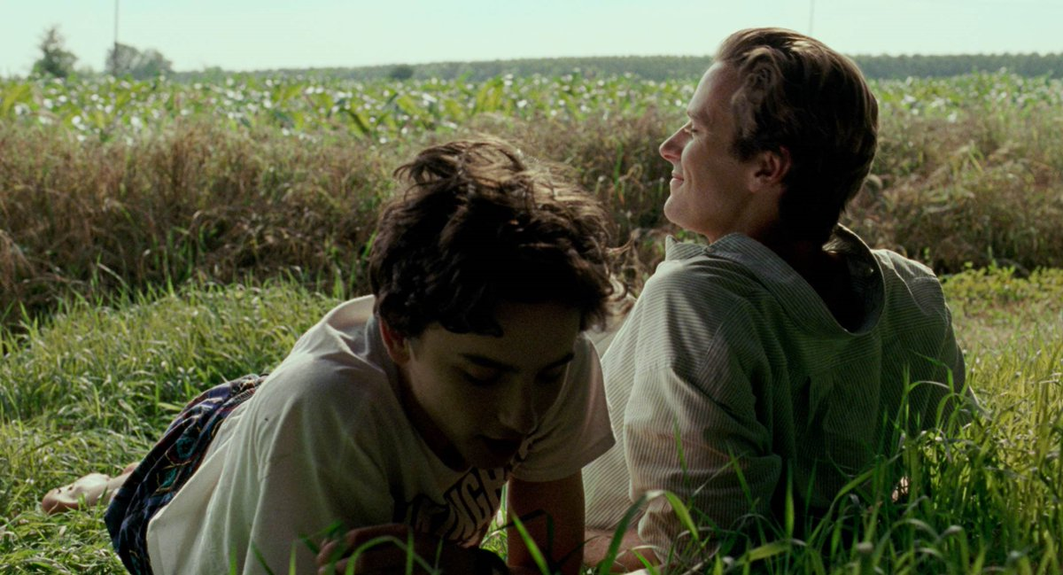 Call Me By Your Name Scannain Review Image