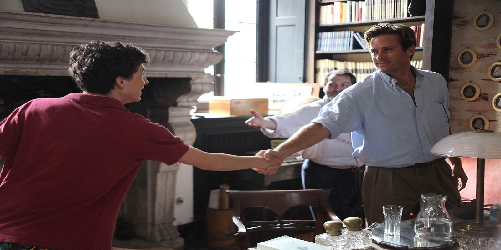 review call me by your name scannain. Black Bedroom Furniture Sets. Home Design Ideas
