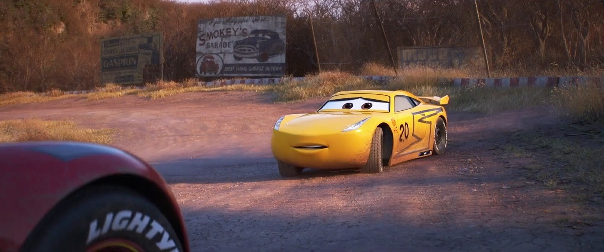 Cars 3 Scannain Review
