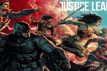 Justice League Scannain Review