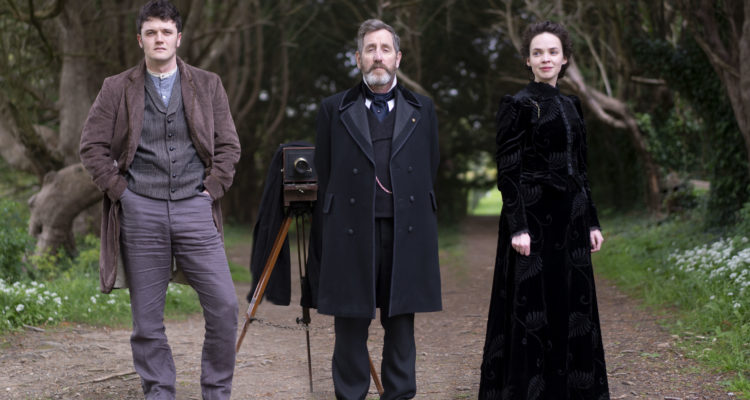 Kerr Logan, Michael Smiley, and Eileen O'Higgins in Deadpan Pictures' Dead Still