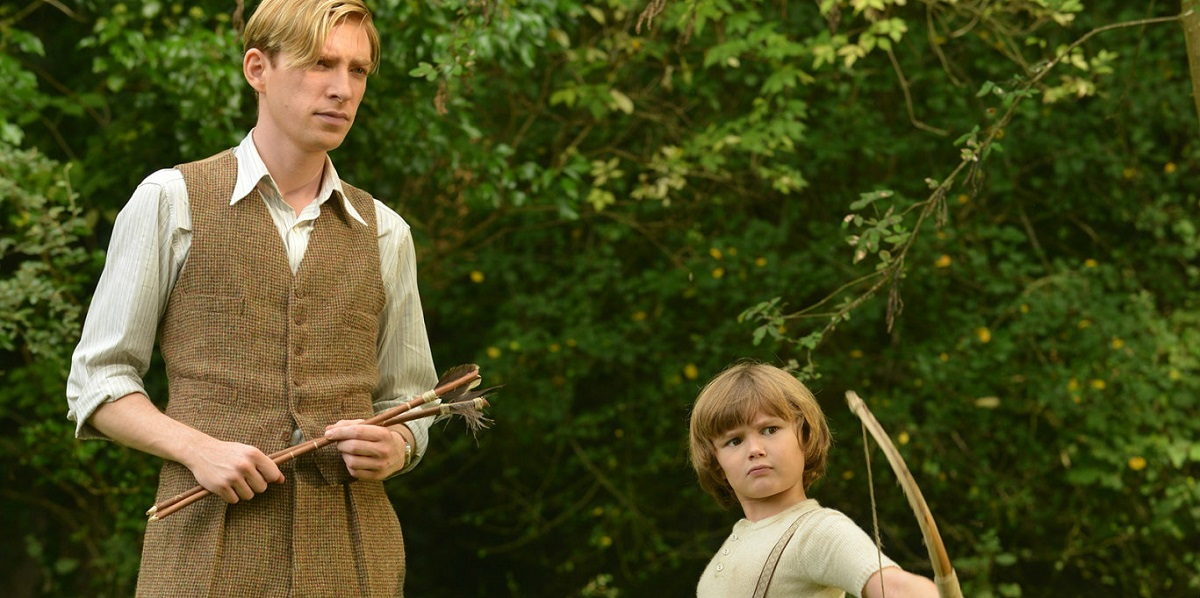 Goodbye Christopher Robin Scannain Review