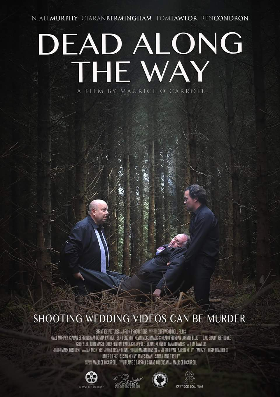 Dead Along The Way - Poster