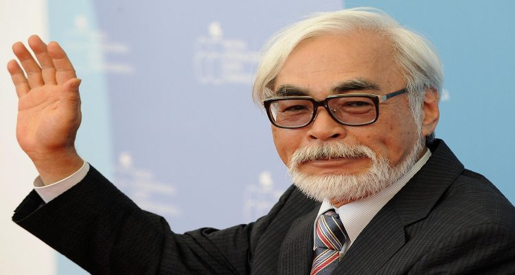 Hayao Miyazaki is working on a new anime feature