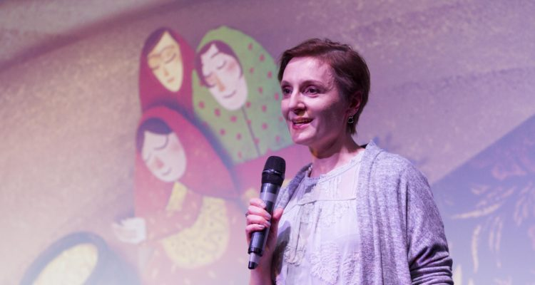 The Breadwinner Director Nora Twomey