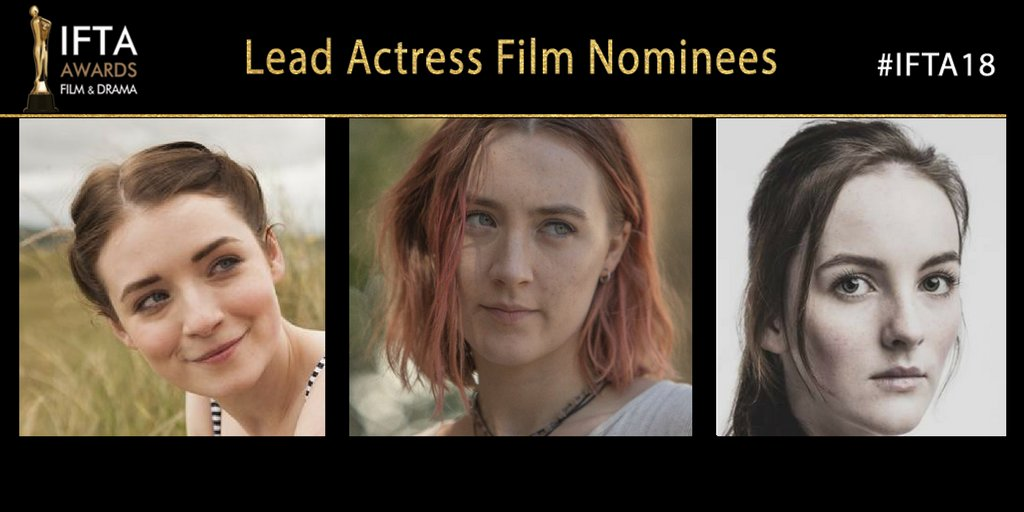 IFTA 2018 Actress in a Leading Role - Film Nominees
