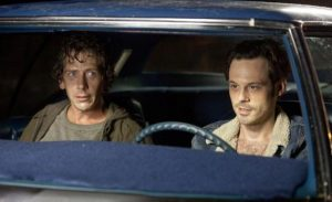 Ben Mendelsohn and Scoot McNairy in KILLING THEM SOFTLY