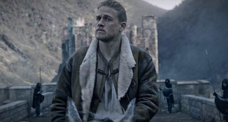 King Arthur: Legend of the Sword Character art news
