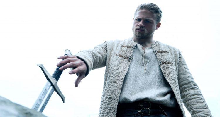 King Arthur: Legend of the Sword Scannain Review