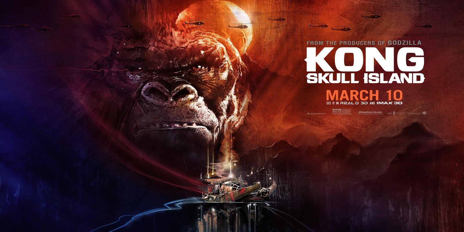 Kong: Skull Island Stream