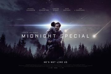 Midnight Special - Quad Poster