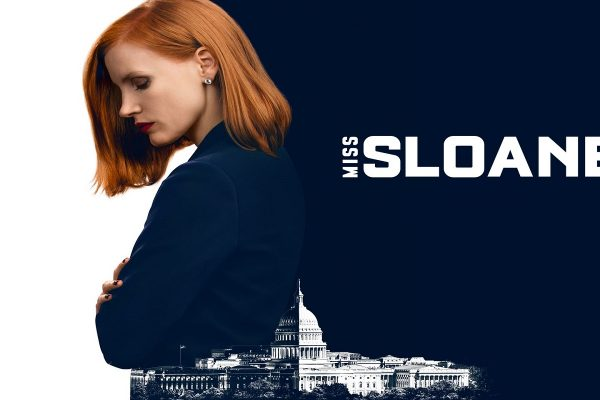 Miss Sloane Scannain Review