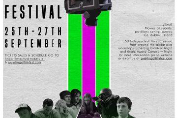Fingal Film Festival Poster
