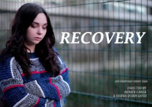 Poster for recovery short film