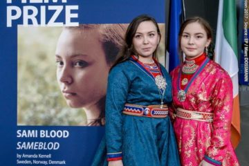Sámi Blood wins Lux Prize © European Union 2017 - Source: EP