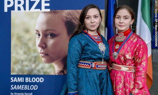 Sámi Blood wins Lux Prize © European Union 2017 - Source: EP