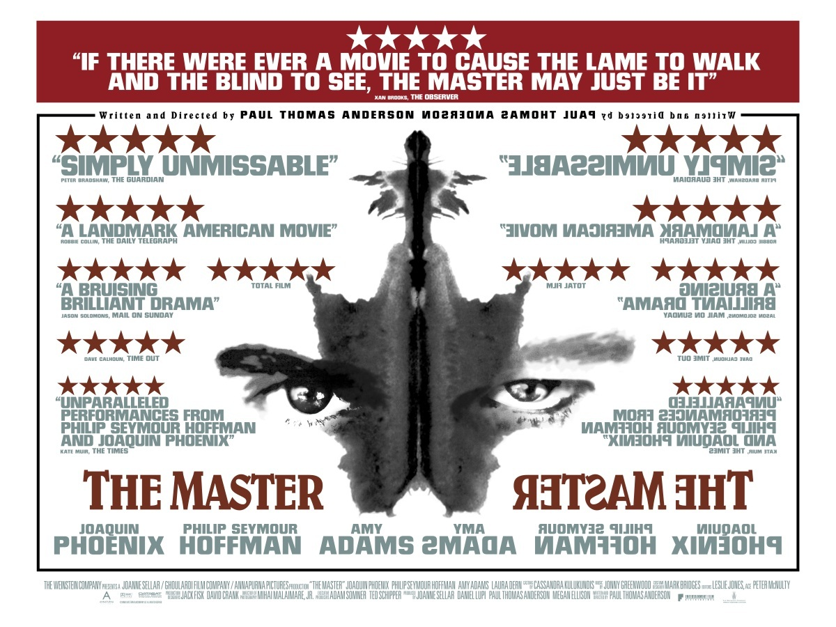 A critique of religion in pt andersons 2012 film the master