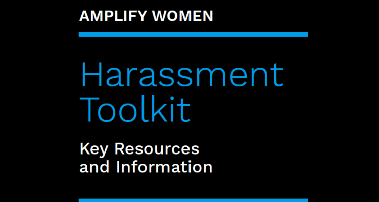 Amplify Women Harassment Toolkit