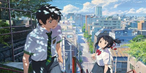 your name japanese film festival debut