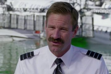 Aaron Eckhart - Sully Interview