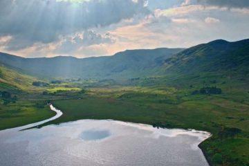 Aerial Ireland