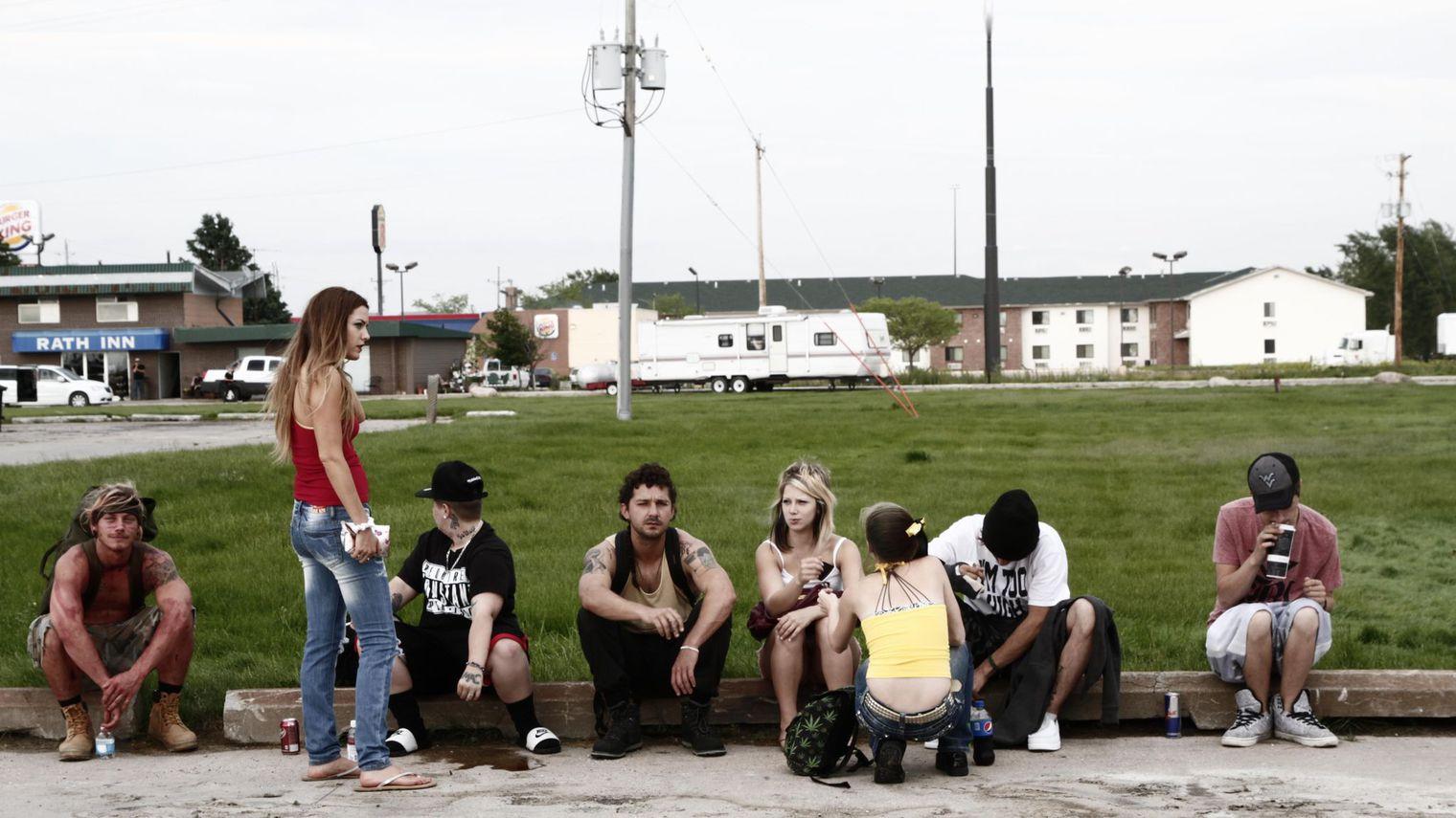 Road trip tale 'American Honey' runs on fumes