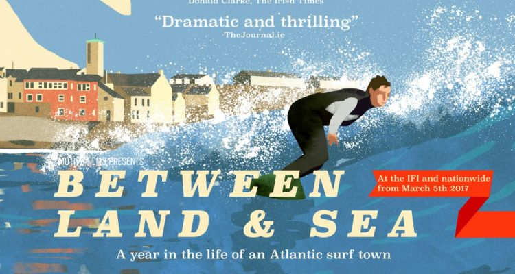 Between Land and Sea Poster