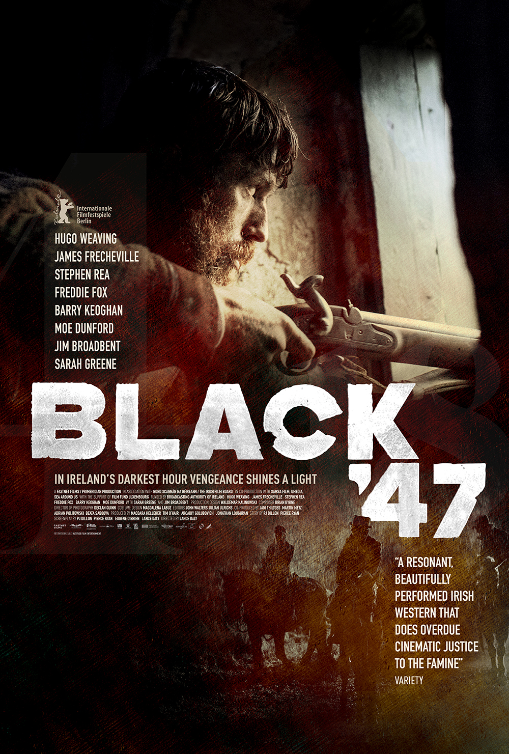 lance daly u0026 39 s black  u0026 39 47 to hit irish cinema screens on