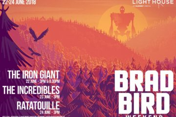 Brad Bird Weekend at Light House Cinema