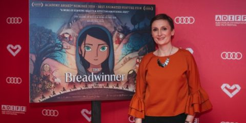 Nora Twomey, director of the ADIFF Audience Award winning The Breadwinner