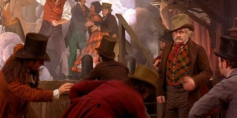 Bruno McLoughlin in Gangs of New York