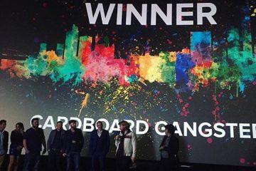 Cardboadr Gangsters - Manchester Film Festival Win