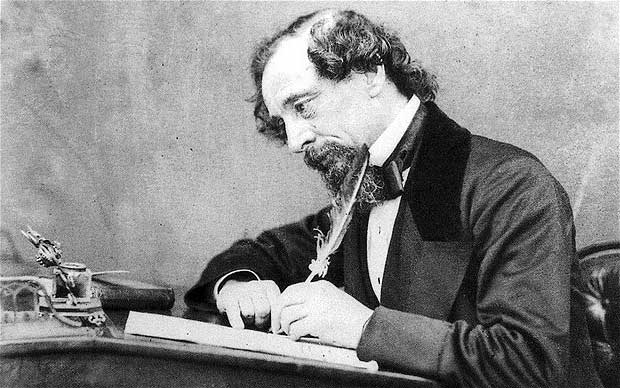 Charles Dickens -The Man Who Saved Christmas