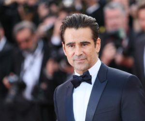 Colin Farrell - Irish Film Festival London Patron