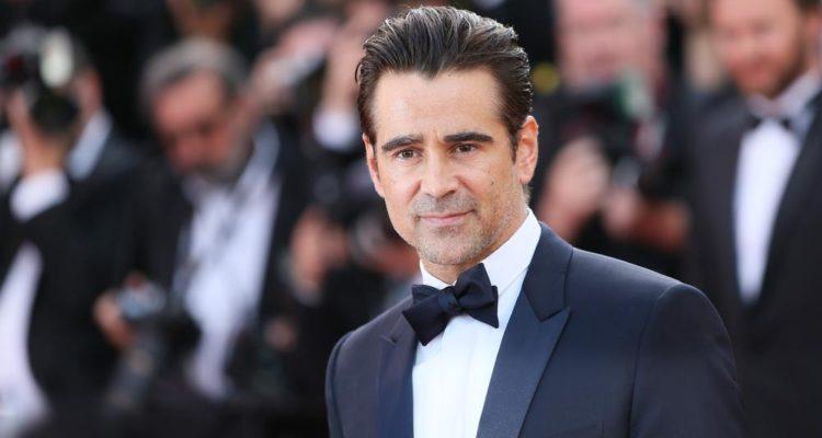 Colin Farrell - Irish Film Festival London Patron
