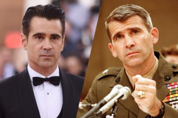 Colin Farrell / Oliver North