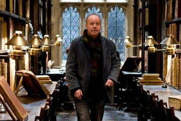 Fantastic Beasts and Where to Find Them - David Yates