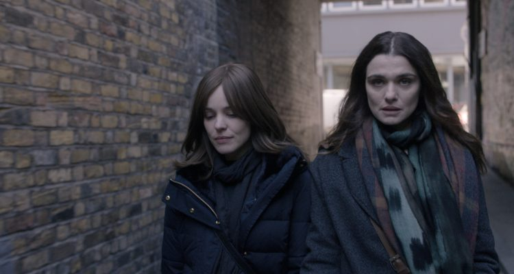 Rachel Weisz & Rachel McAdams Share a Steamy Kiss in 'Disobedience' Trailer