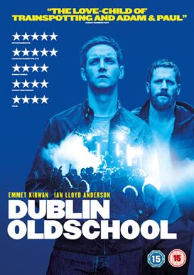 Dublin Oldschool DVD Cover