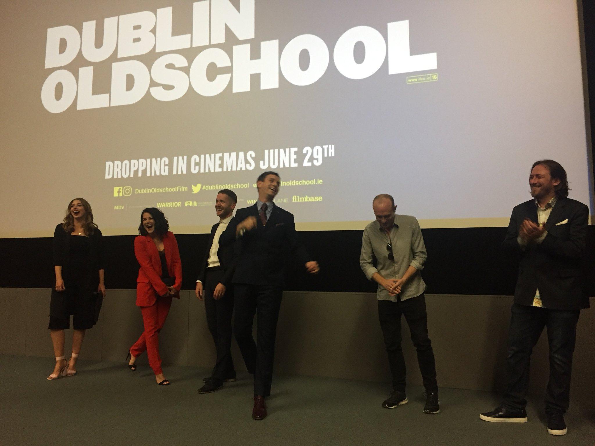 Dublin Oldschool Premiere