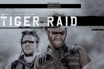 Tiger Raid - Poster