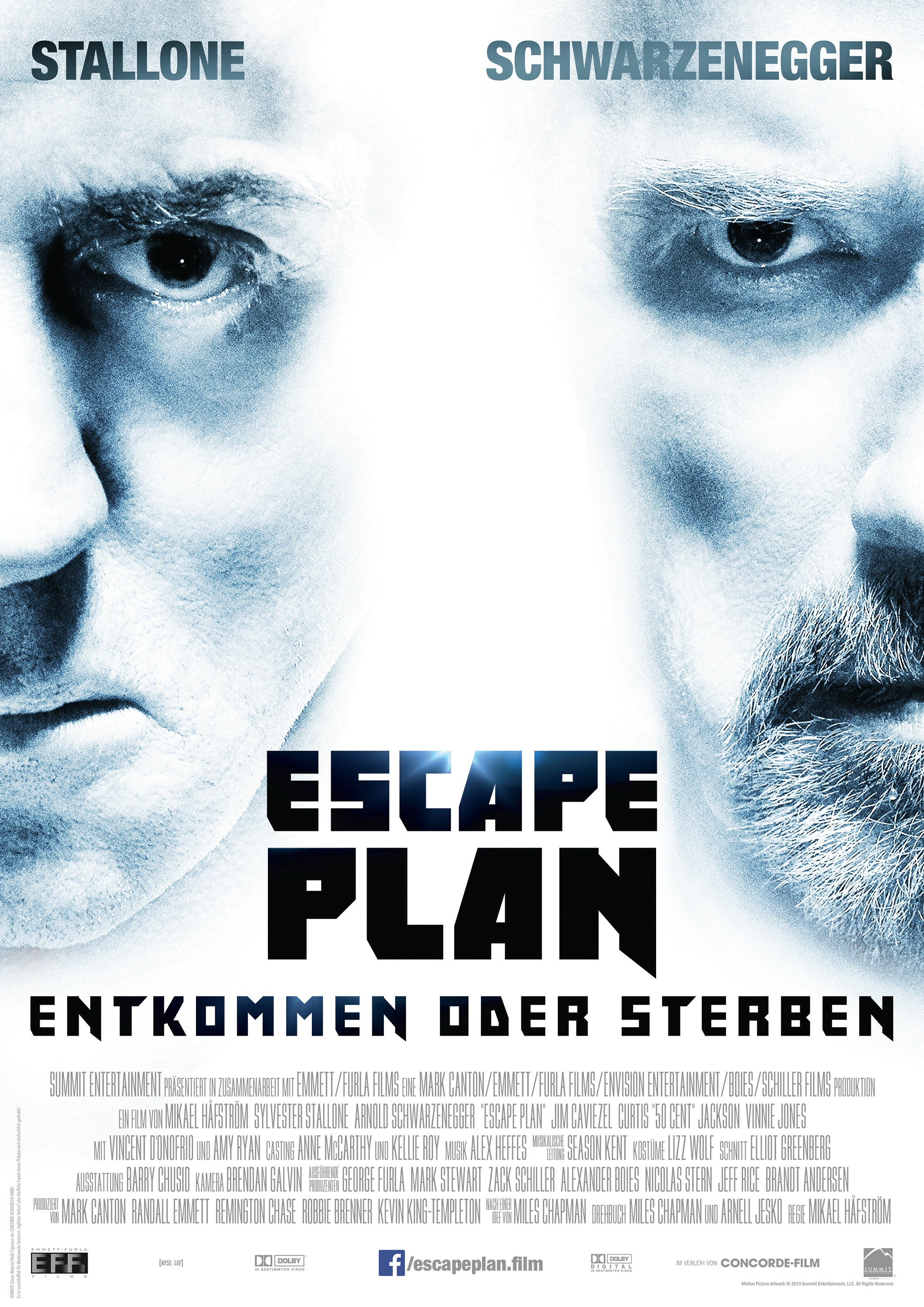 scary german poster for mikael h229fstr246ms escape plan