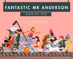 Fantastic Mr Anderson - Wes Anderson Season