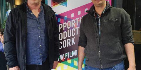 Film In cork - Rossa Mullin and Alex Fegan